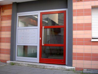 WERU Haustüren Mehrfamilienhaus Köln
