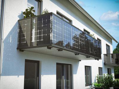 Solar Balkon von Kirschbaum Köln